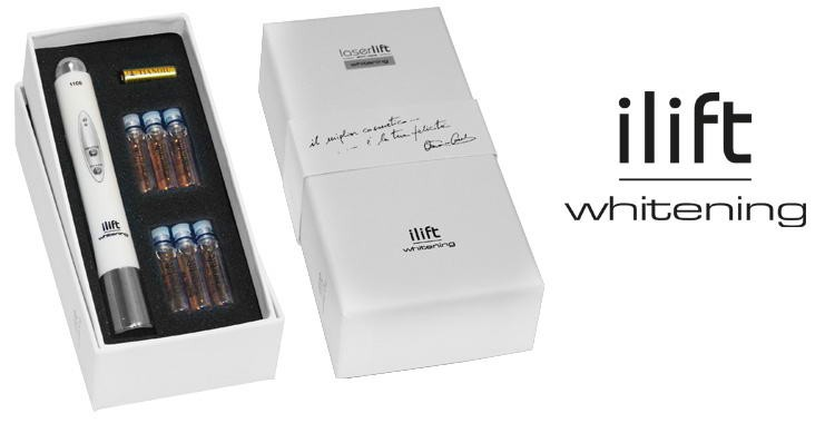 ilift whitening packaging