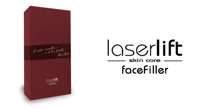 Fiale Laserlift face-filler kit