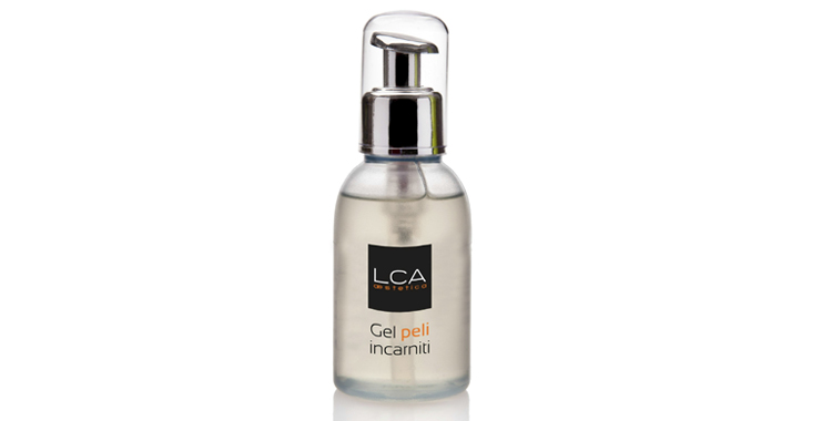 Gel peli incarniti - LCA